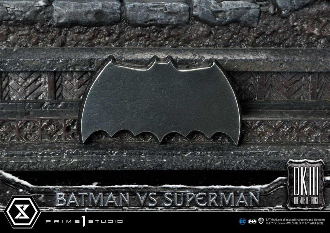 Prime 1 Studio - Batman - The Dark Knight Returns - Batman vs Joker - 119