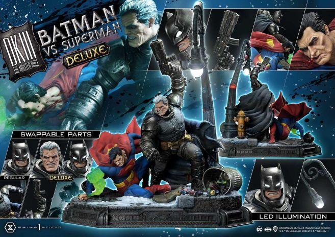 Prime 1 Studio - Batman - The Dark Knight Returns - Batman vs Joker - 121