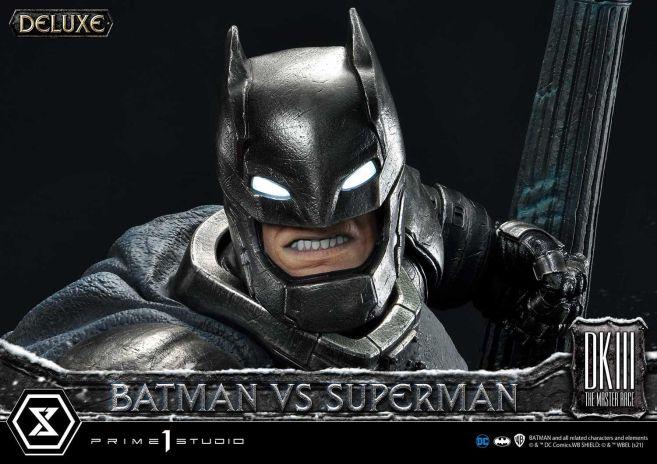 Prime 1 Studio - Batman - The Dark Knight Returns - Batman vs Joker - 14