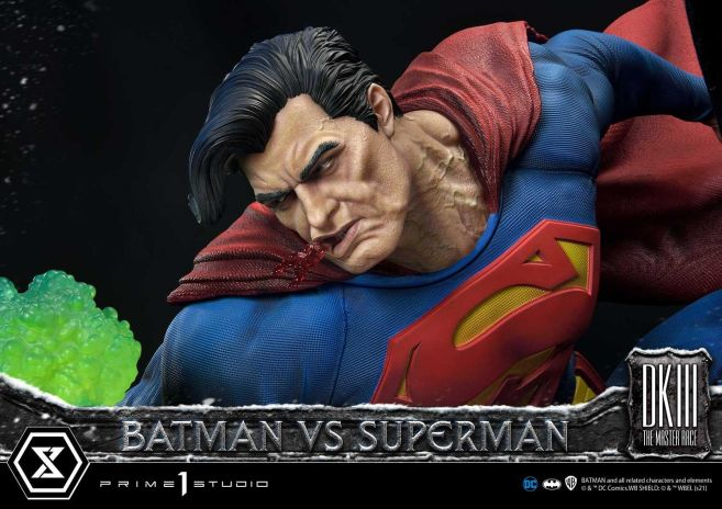Prime 1 Studio - Batman - The Dark Knight Returns - Batman vs Joker - 22