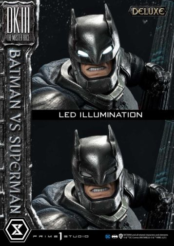 Prime 1 Studio - Batman - The Dark Knight Returns - Batman vs Joker - 28