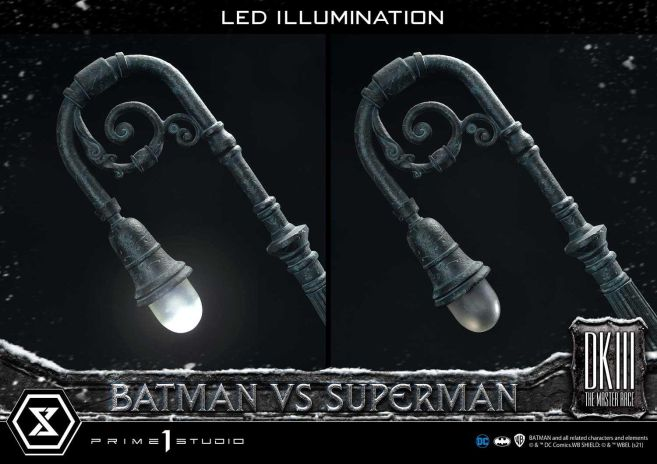 Prime 1 Studio - Batman - The Dark Knight Returns - Batman vs Joker - 30