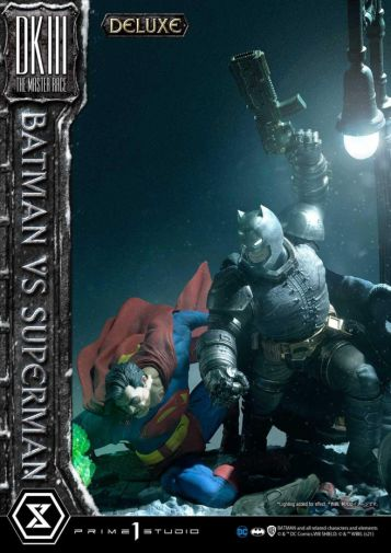 Prime 1 Studio - Batman - The Dark Knight Returns - Batman vs Joker - 41