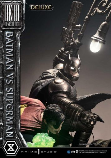 Prime 1 Studio - Batman - The Dark Knight Returns - Batman vs Joker - 53