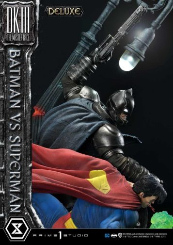 Prime 1 Studio - Batman - The Dark Knight Returns - Batman vs Joker - 63