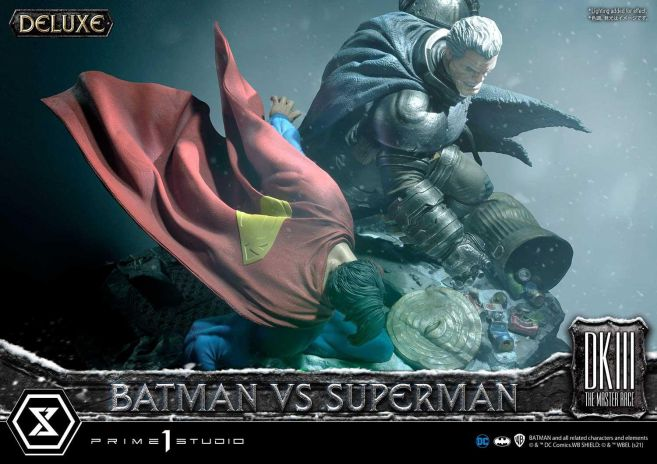 Prime 1 Studio - Batman - The Dark Knight Returns - Batman vs Joker - 70