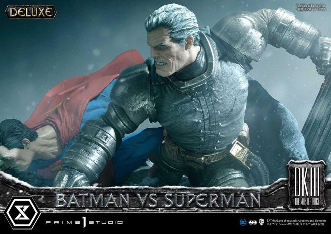Prime 1 Studio - Batman - The Dark Knight Returns - Batman vs Joker - 71