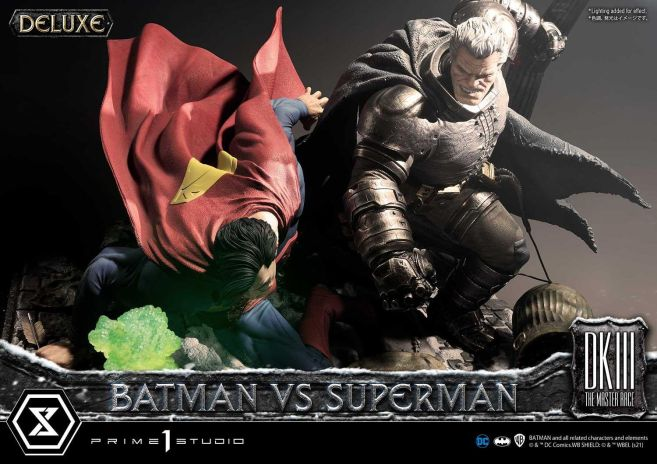 Prime 1 Studio - Batman - The Dark Knight Returns - Batman vs Joker - 72