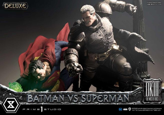 Prime 1 Studio - Batman - The Dark Knight Returns - Batman vs Joker - 73