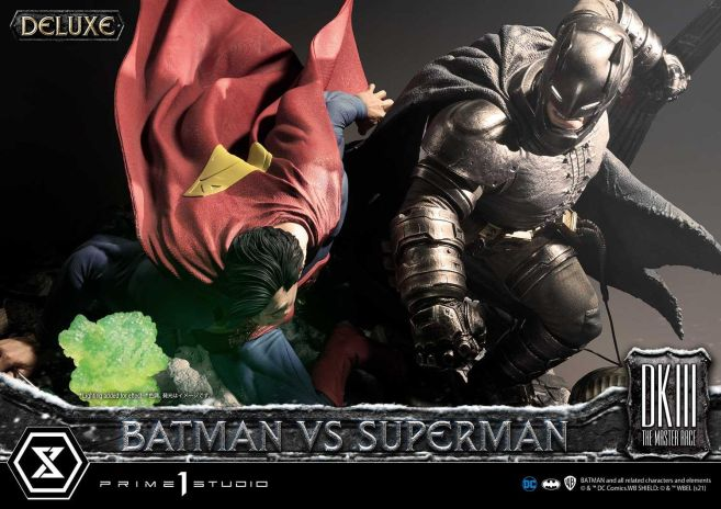 Prime 1 Studio - Batman - The Dark Knight Returns - Batman vs Joker - 79