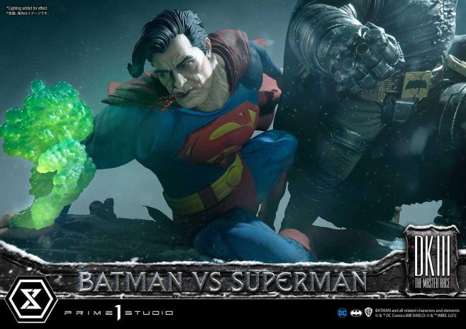 Prime 1 Studio - Batman - The Dark Knight Returns - Batman vs Joker - 99