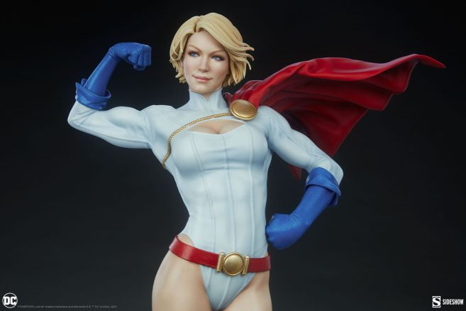 Sideshow - DC - Power Girl Premium Format Figure - 12