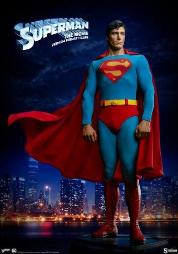 Sideshow - DC - Superman 1978 Premium Format Figure - 03