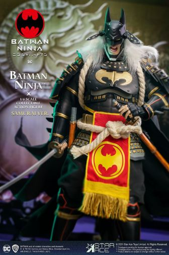 Star Ace Toys - Batman Ninja - Ninja Version With Horse - 09