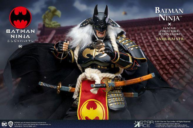Star Ace Toys - Batman Ninja - Ninja Version With Horse - 14