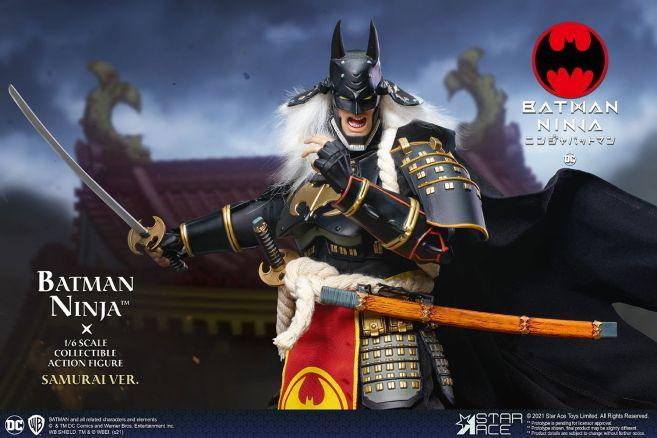 Star Ace Toys - Batman Ninja - Ninja Version With Horse - 15