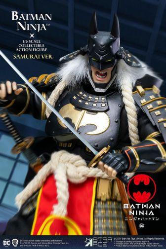 Star Ace Toys - Batman Ninja - Ninja Version With Horse - 17