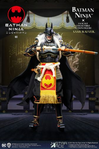 Star Ace Toys - Batman Ninja - Ninja Version With Horse - 18