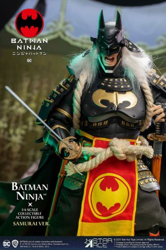Star Ace Toys - Batman Ninja - Ninja Version With Horse - 22