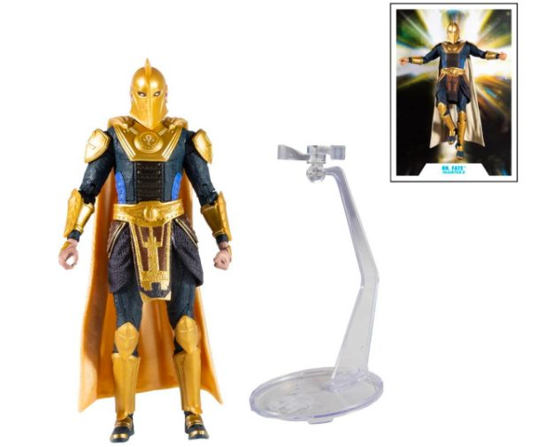 McFarlane Toys - Injustice 2 - Doctor Fate - 01