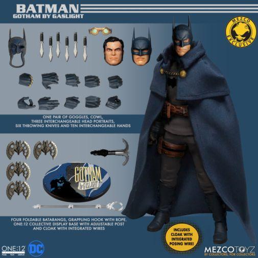 Mezco Toyz - Batman - Gotham by Gaslight - 13