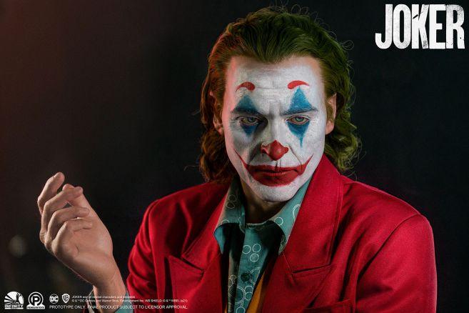 Infinity Studio - Joker - Bust - 11