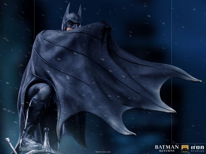 Iron Studios - Batman Returns - Batman - 11