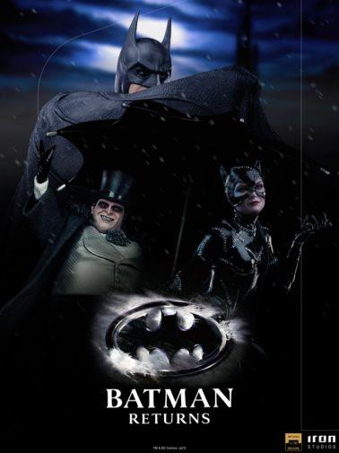 Iron Studios - Batman Returns - Batman - 13