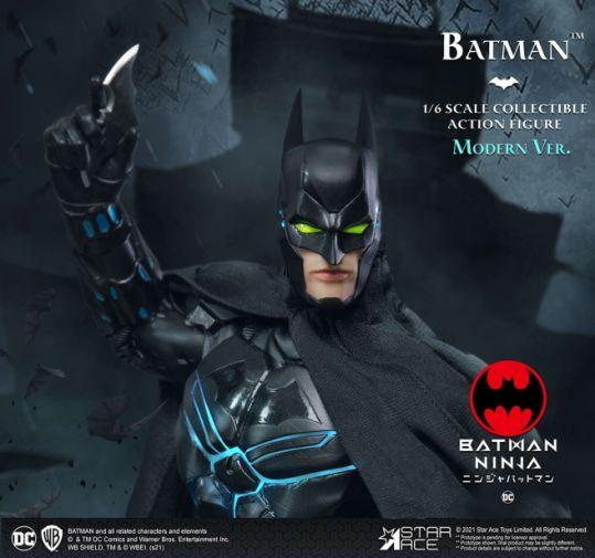 Star Ace Toys - Batman Ninja - Batman - Moden Day - 03