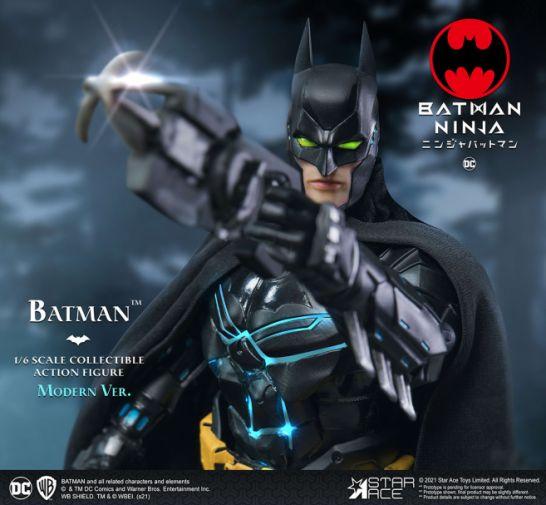 Star Ace Toys - Batman Ninja - Batman - Moden Day - 04