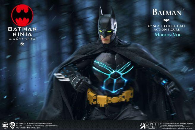 Star Ace Toys - Batman Ninja - Batman - Moden Day - 06