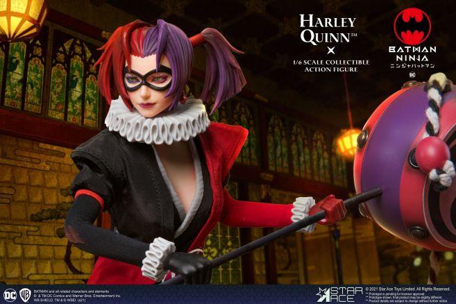Star Ace Toys - Batman Ninja - Harley Quinn - 03