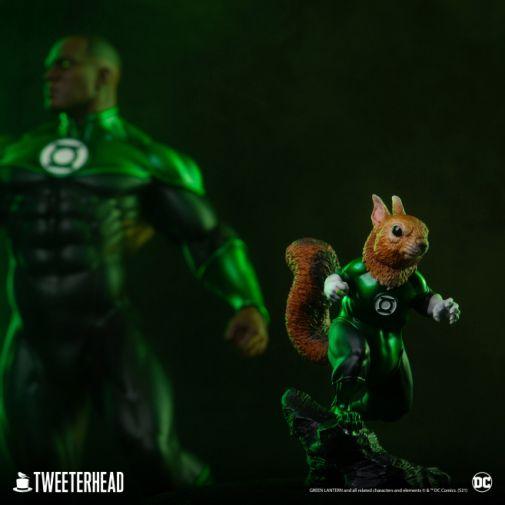 Tweeterhead - Green Lantern - John Stewart - Statue - 07