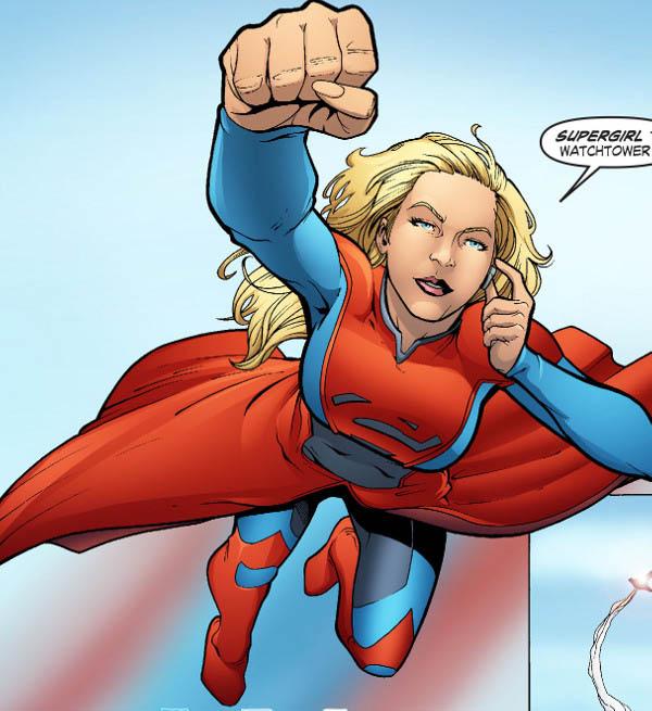smallville - season 11 - supergirl -comics - 01