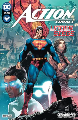 Action Comics 1033