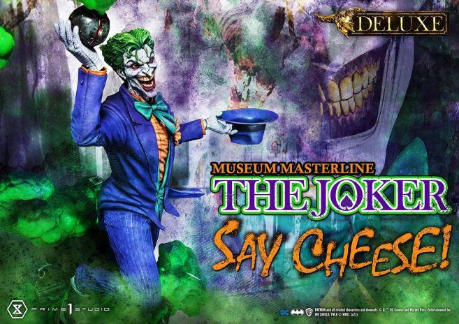 Prime 1 Studio - Comics - Joker - Say Cheese - 01