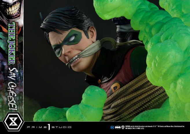 Prime 1 Studio - Comics - Joker - Say Cheese - 108
