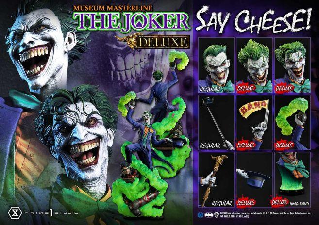 Prime 1 Studio - Comics - Joker - Say Cheese - 122