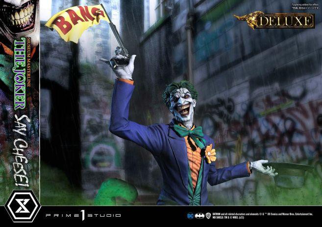 Prime 1 Studio - Comics - Joker - Say Cheese - 34