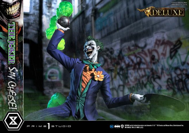 Prime 1 Studio - Comics - Joker - Say Cheese - 35