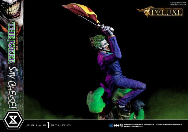 Prime 1 Studio - Comics - Joker - Say Cheese - 42