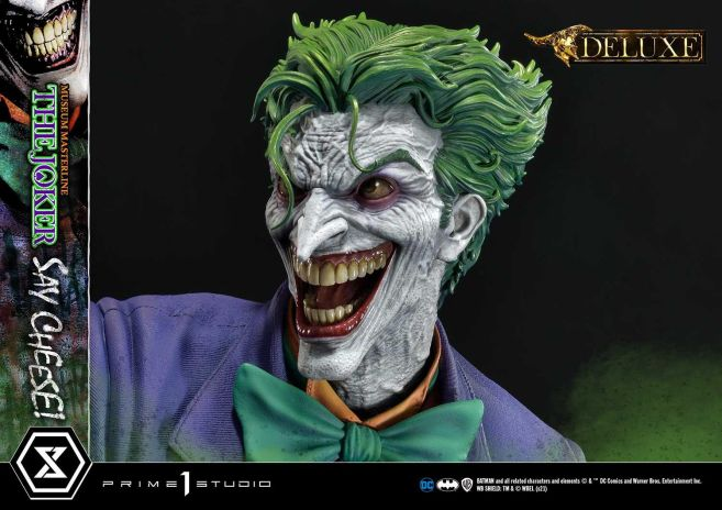Prime 1 Studio - Comics - Joker - Say Cheese - 54