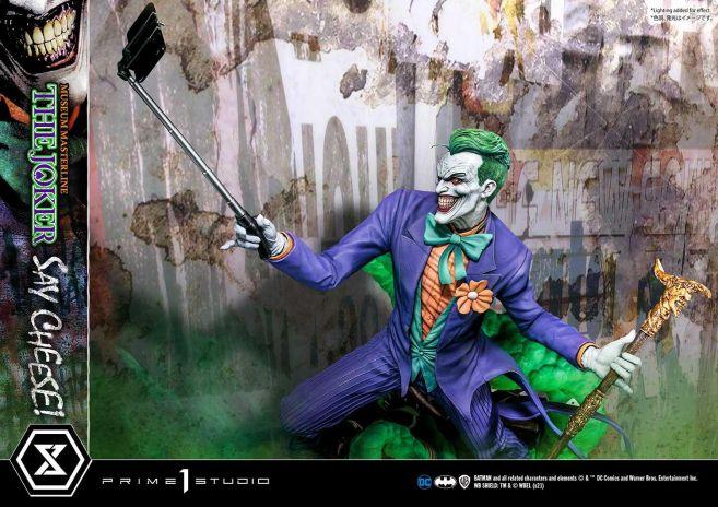 Prime 1 Studio - Comics - Joker - Say Cheese - 97