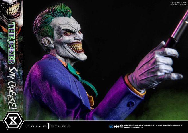 Prime 1 Studio - Comics - Joker - Say Cheese - 98