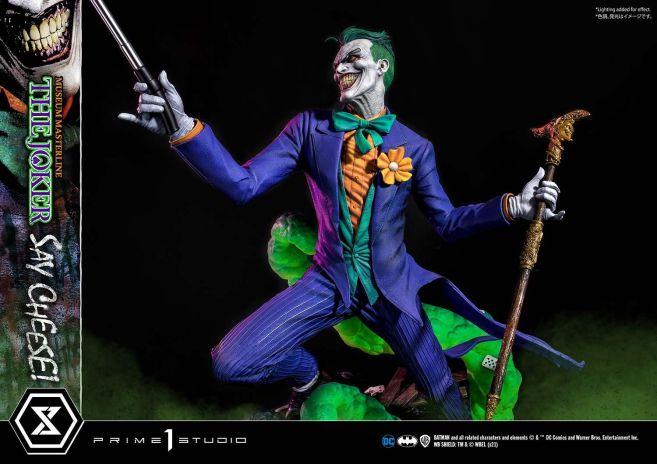 Prime 1 Studio - Comics - Joker - Say Cheese - 99