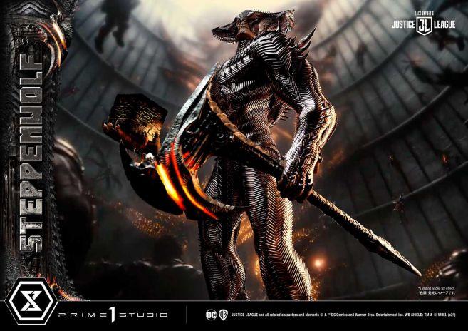 Prime 1 Studio - Zack Snyders Justice League - Steppenwolf - 15