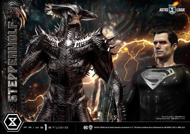 Prime 1 Studio - Zack Snyders Justice League - Steppenwolf - 18