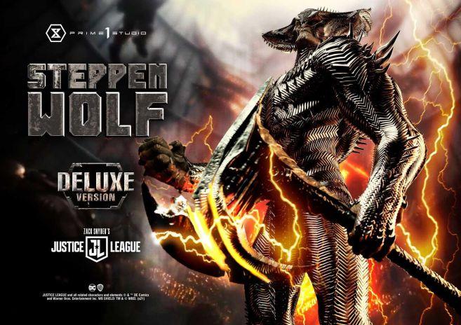Prime 1 Studio - Zack Snyders Justice League - Steppenwolf - 20