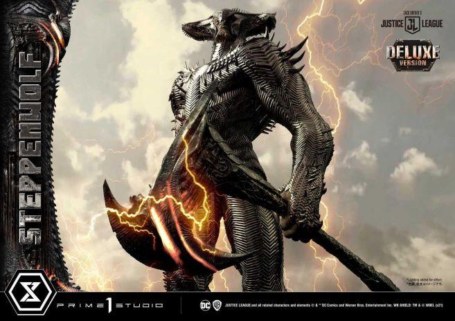 Prime 1 Studio - Zack Snyders Justice League - Steppenwolf - 21
