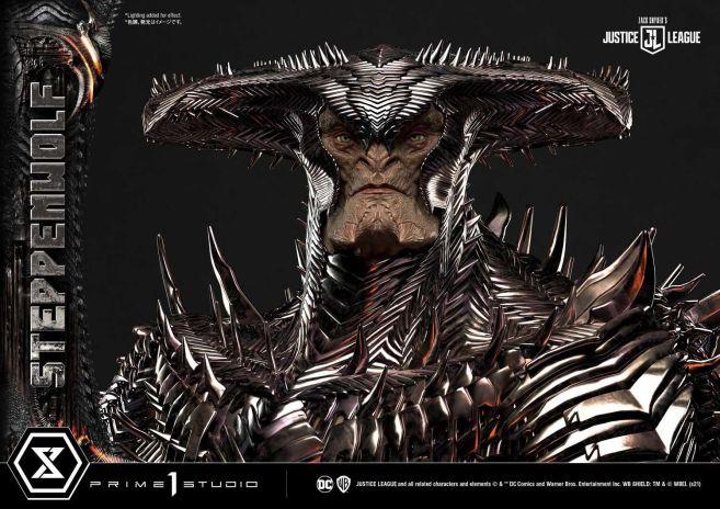 Prime 1 Studio - Zack Snyders Justice League - Steppenwolf - 37